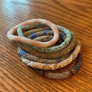💥4/$10💥 Youth Size Stacking Bracelets